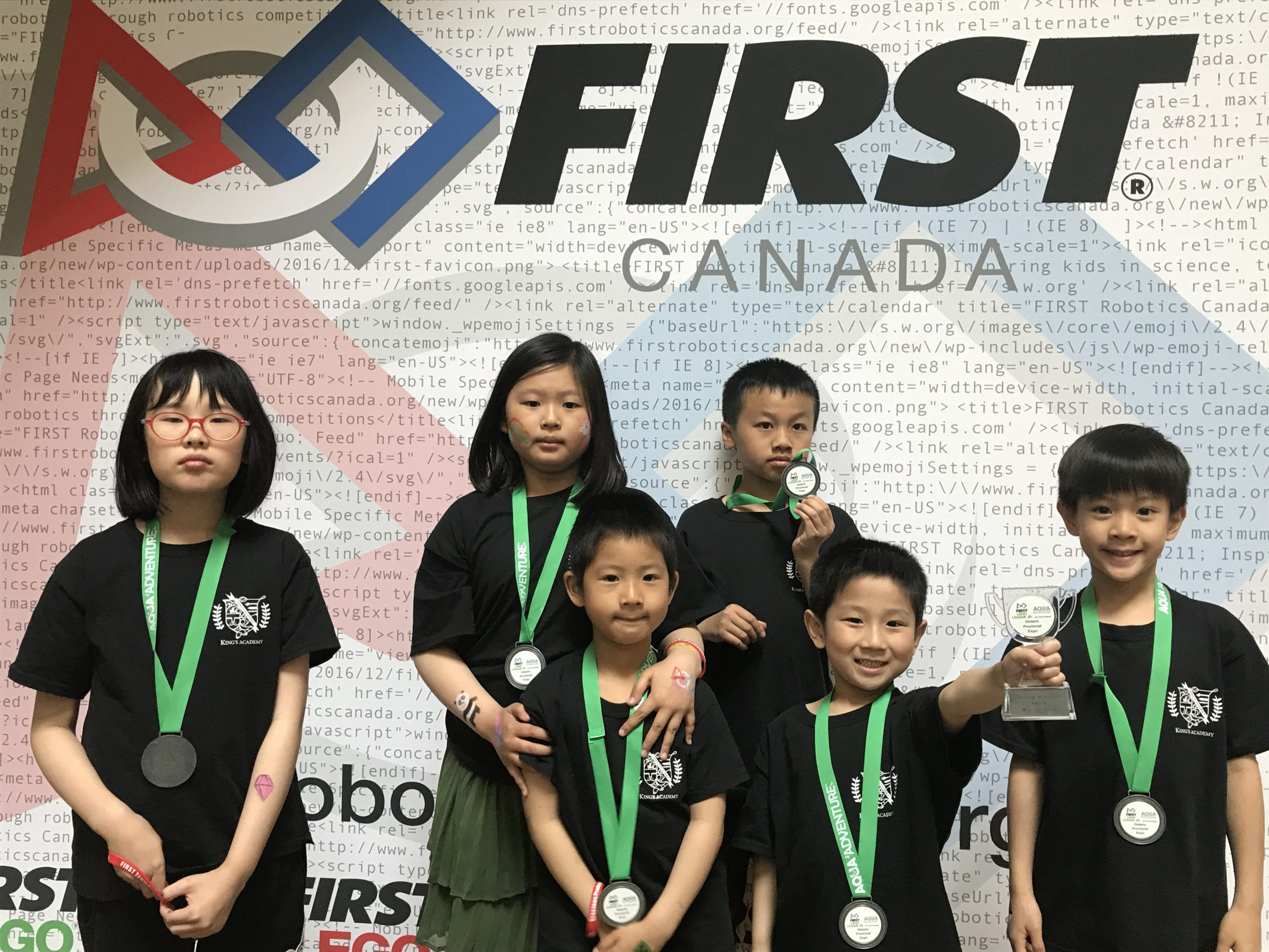 Permalink to:FIRST LEGO League jr.